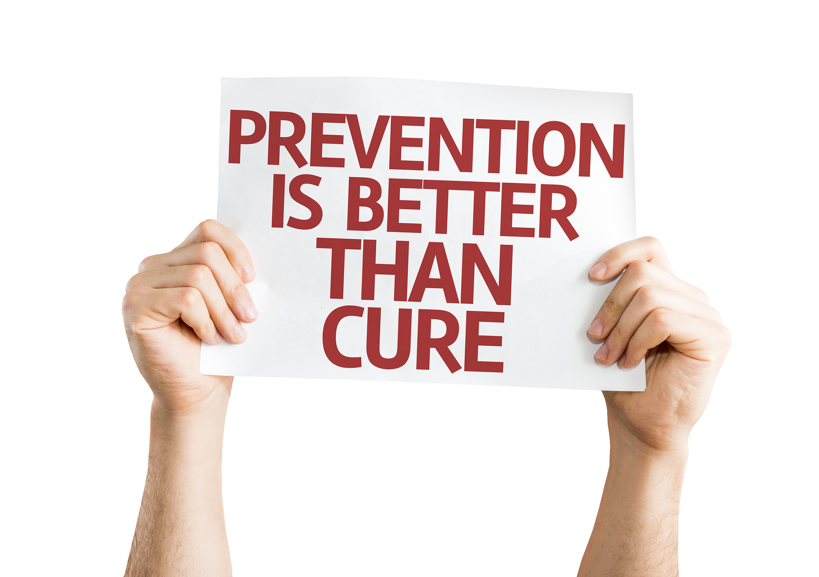 prevention is usually far better when compared with fix impression essay format